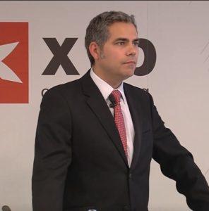 Alberto Muñoz Cabanes en el XTB Trading Day 2016
