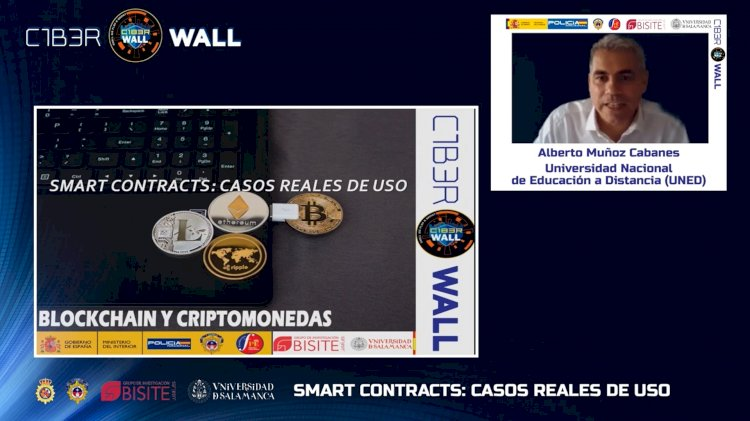 Ponencia C1b3rWall - Alberto Muñoz Cabanes